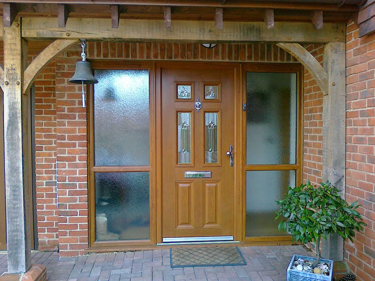 Composite doors margate front doors double glazed doors for Composite double glazed doors