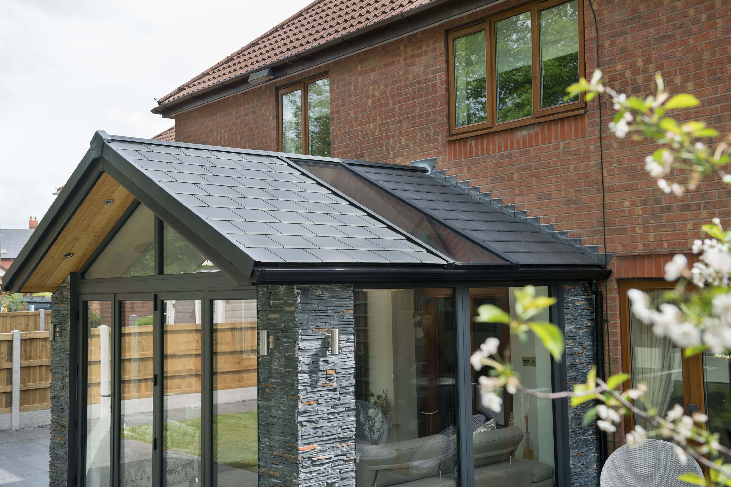 Tiled Roof Conservatories Margate