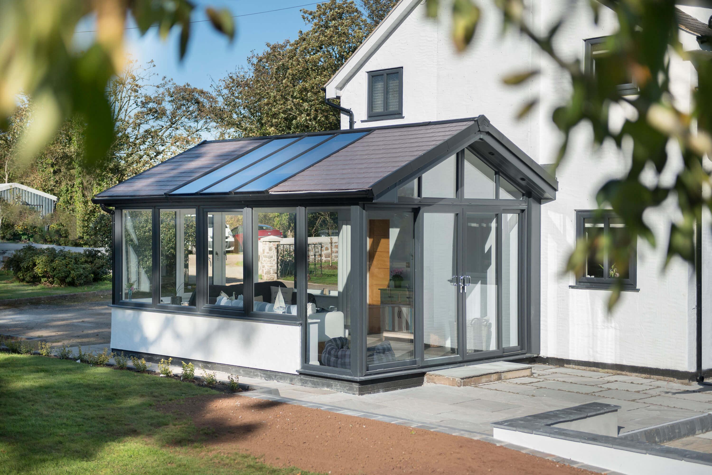 Tiled Roof Conservatory Margate Kent