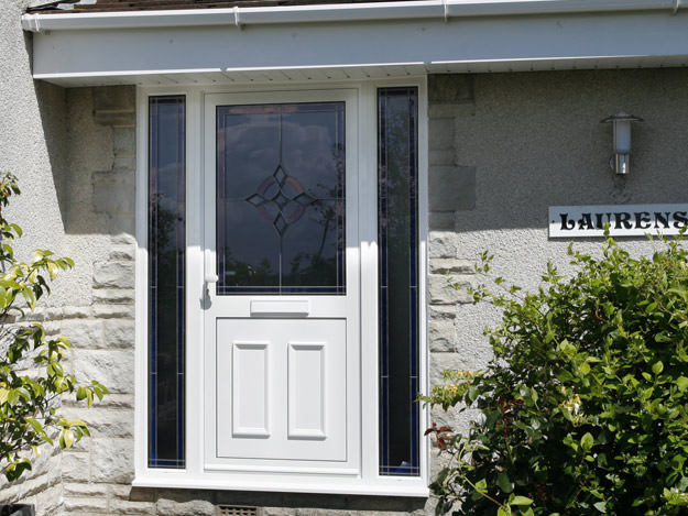 Double Glazed Front Doors Kent
