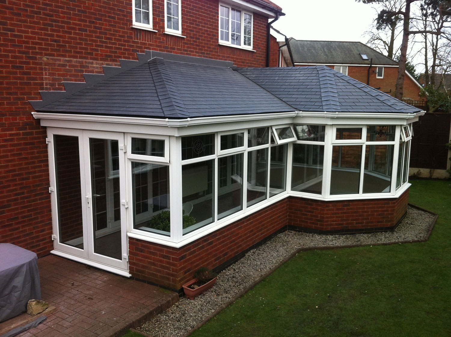 double glazed conservatories ramsgate