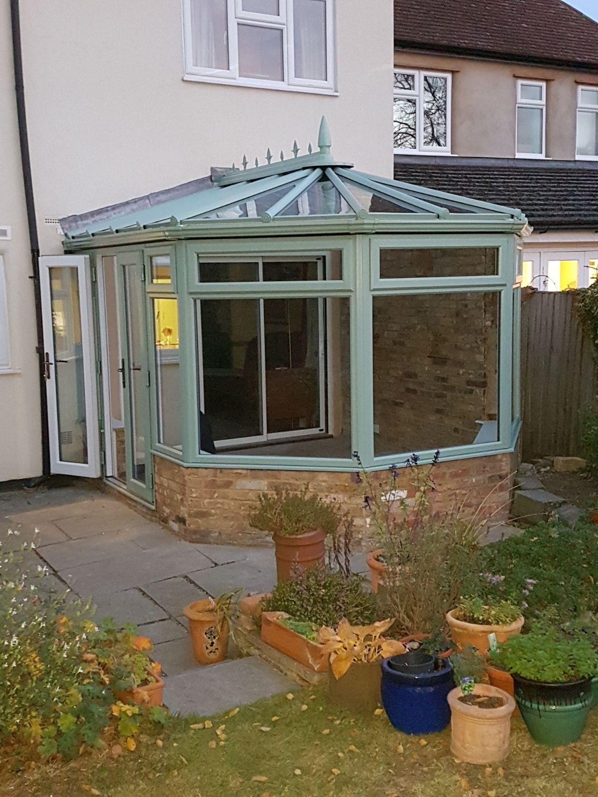 replacement conservatory margate