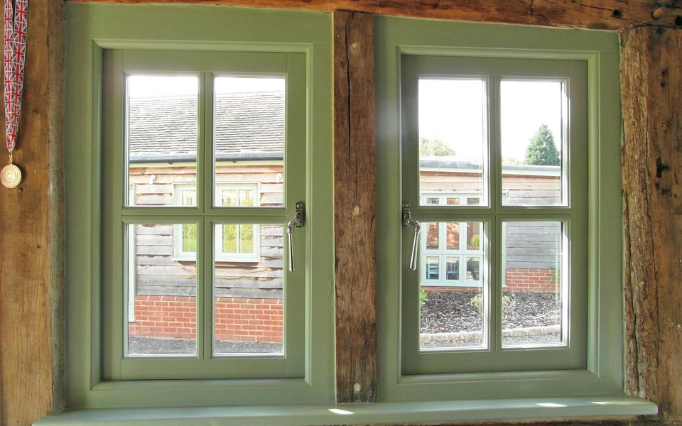 Timber Sash Windows Kent